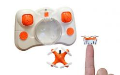 Axis AERIUS Drone - the smallest drone you've ever seen (so far)!: Aerius Drone, Aerius Tm, Aparte Drones, Smallest Quadcopter, Gift Ideas, Axis Drones, Beginner Drones, Axis Aerius