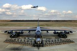b-52 bomber pictures | Broken Arrow incidents: when U.S. B-52 bombers lost their nuclear ...: Military Aircraft, B52, Air Force, Airplane, Bomber, Planes, Photo, B 52 Stratofortress