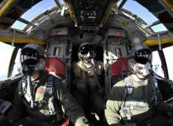 b-52-stratofortress-cockpit-920-51: Aviation, B52, Military Aircraft, Air Force, Cockpit, Photo, B 52 Stratofortress