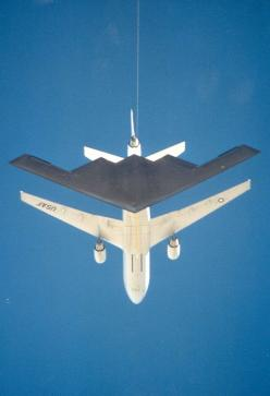 B2 refueling mid air. Awesome: Aerospace, Airforce, Air Force, Bomber, B2 Refueling, Kc10