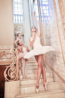 Baby ballerina's dreaming!  Get some new dance attire or take some dance lessons at Loretta's in Keego Harbor, MI!  If you'd like more information just give us a call at (248) 738-9496 or visit our website www.lorettasdanceboutique.com!: Dance
