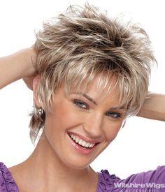Back+of+Short+Wedge | Back Of Head Wedge Haircut Pictures Image Design: Shag Haircut, Haircuts, Hair Styles, Hair Cuts, Short Hairstyles, Estetica Designs, Short Style, Short Shag Hairstyle, Wedge Haircut