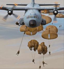 Being Airborne is knowing you're better than everyone else..All the Way: Photos, Military Aircraft, Post, Hero, War