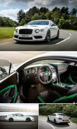 Bentley Continental GT3-R Limited Edition (Only 300 Units) by TechCinema: Cars Supercars, Cars Past Present, Classic Cars, Cars Motorcycles, Automobile, Cars Bikes, Bentley Cars, Cars Trucks