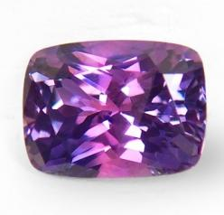 Bi-color sapphire, some of the rarest minerals that can be found in earth: Cut Gemstones, Crystals Minerals Gemstones, Diamonds, Bi Color Sapphire, Diamond Leads, Cardinal Fancy, Sapphire Gemstones, Classic Gemstones