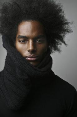 BLACK ON BLACK http://blkgirlsrock.tumblr.com/page/606: Black Men, Faces, Hair Styles, Epic Hairstyles, Natural Hair, Afro Hairstyles, Beauty, Beautiful People