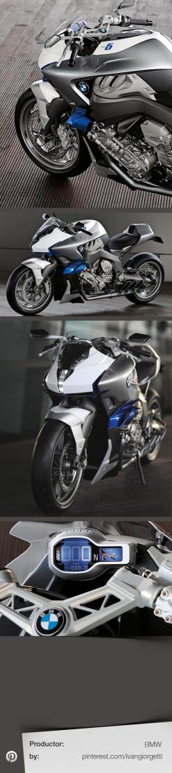 BMW Concept 6: Cars Motorcycles, Prototype Motorcycles, Motorbikes Motos, Concept Motorcycles, Bmw Motorcycles, Bmw Concept, Bmw Motorbikes, Moto Prototype
