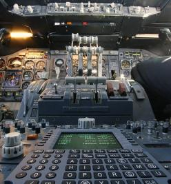 Boeing 747 Cockpit.-My Mom used to work on these!: Aviation, Airplane, 747 Cockpit, Aircraft, Boeing 747, Planes