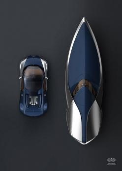 Bugatti boat to go with your car anyone...?: Speedboat, Stuff, Dream, Cars, Vehicle, Bugatti Boat, Bugatti Car, Speed Boats