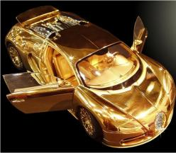 Bugatti Veyron Diamond Word's Most Expensive Car: on sale for £ 2 million  – 2x as much as the real thing. Liverpool-based designer Stuart Hughes took two months to create the intricate 1:18 scale model in partnership with Swiss luxury model car maker