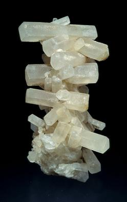Calcite (nailhead stalactite) from Hilton Mine, Cumbria #minerals #rocks #crystal: Crystal, Gemstones Crystals Minerals, Calcite Stalactite, Hilton Mine, Mother Nature, Photo