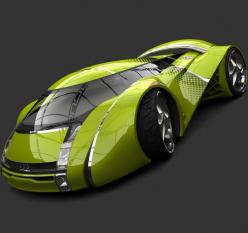Car of the future - UBO Concept Car: Conceptcars, Vehicle, Auto, Future Cars, Concept Cars, Hot Wheels