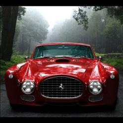 Cars are cool, but Private Jets are even better! www.flightpooling.com Ferrari F-340 #luxury: Red, Classic Cars, Ferrari F 340, Automobile, Cars, Dream Cars