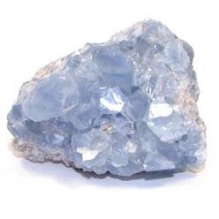Celestite. Believed to work best if given to its owner by a friend or relative. It protects the body from evil. The stone encourages the healing of wounds. Also helpful in solving problems of insomnia.It is connected to both Capricorn and Gemini.: Astral