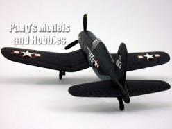 Chance Vought F4U Corsair 1/48 Scale Model by NewRay: Corsair 1 48, 1 48 Scale, F4U Corsair, Pilot Model, Scale Model, Vought F4U, Corsair F 4U