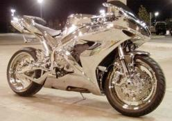 Chrome Motorcycle: Motorcycles, Rides, Stuff, Motorbike, Bikes, Cars, Chrome, Yamaha R1