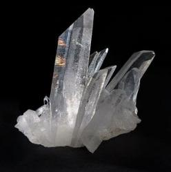 "Clear Quartz is known as the ""master healer"" and will amplify energy and thought, as well as the effect of other crystals.  Did you know that clear quartz can pick up the healing qualities of any stone? Just look at a picture of the stone that you"