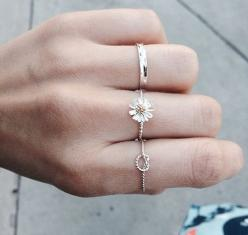 coasting:  hey, my name is ashley - message me your favorite food for a follow back, always!: Fashion, Style, Rings, Jewelry, Jewels, Accessories, Dainty Ring
