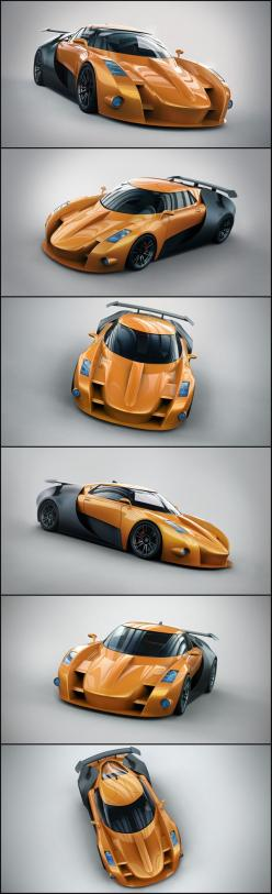 Concept A By Aleksandr Kuskov » Design You Trust. Design, Culture & Society.: Mustang, Badass Cars, Supercars, Auto, Concept Cars