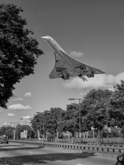 Concorde: Ten Year's After. Wanted to fly on this..: Concorde, Flight, Aviation, Aircraft, Jfk, Aviones Airplanes, Jet, Photo, Airline