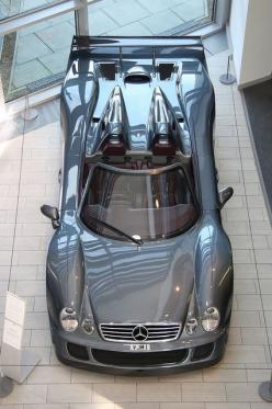 Cool Stuff We Like Here @ CoolPile.com ------- << Original Comment >> ------- 2006 Mercedes-Benz CLK GTR Roadster.: Mercedes Benz Clk, Sports Cars, 2006 Mercedes Benz, Cars
