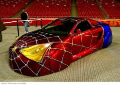 Cool Stuff We Like Here @ http://CoolPile.com ------- << Original Comment >> ------- Spiderman car - wow: Custom Cars, Spider Man, Dream Cars, Cars Bikes, Spidey Car