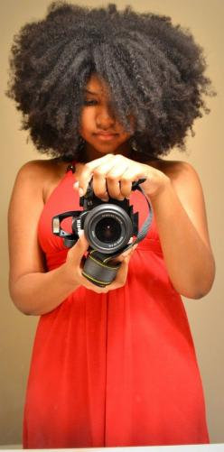 Crystal // 3C/4A Natural Hair Style Icon | Black Girl with Long Hair ~I just like this photo:) That's a really good idea for a lil' photo shoot.: Hairstyles, Style Icons, Hair Style, Big Hair, Natural Hair, Beauty, Naturalhair, Hair Inspiration