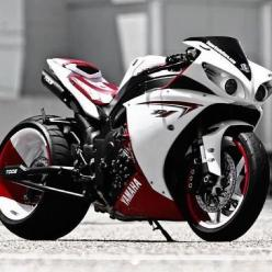 Custom R1 Yamaha- If I knew how to drive a motorcycle I would totally drive this!: Motorcycles, Cars, Street Bikes, Crotch Rocket, Custom R1, Yamaha R1