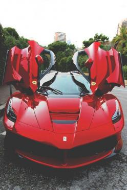 Damn! The First Ever Made #LaFerrari Has Been Put Up For Sale and It Costs a Bomb! Hit the image to see 'how much money' you will need to buy this beast...  ---> Attract your dreams FASTER, CLICK ON THE PICTURE: Sports Cars, Sportscar, Supercar