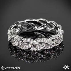 Diamond Wedding Ring. ...this would be my engagement ring & wedding band...I'd only need one!: Diamond Wedding Rings, Eternal Braid, Wedding Ideas, Diamond Wedding Band, Wedding Bands, Engagement Rings