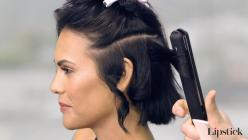 Do you have short hair and can't figure out what to do with it? Theodore Leaf shows you how to create fabulous, beachy, soft waves with a flat iron.: Short Hair, Flat Irons, Hairs, Curls, Shorts, Soft Waves, Create Fabulous