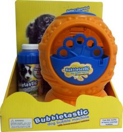Doggy bubble machine w/ bacon flavored bubbles!!!  Bubbletastic Dog Bubble Machine: Dogs, Bacon Scented, Dog Bubble, Bubbles, Flavored Bubble, Bubbletastic Dog, Pet Supplies, Bacon Flavored