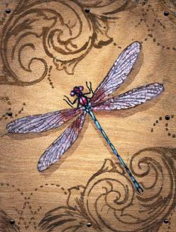 Dragonfly Paintings | Dragonfly Painting | Flickr - Photo Sharing!: Dragonfly Art, Things Dragonfly, Make It Easier To, All Things Dragonflies, Photo Sharing, Body Art, Dragonfly Painting Lovely, Dragonfly Paintings