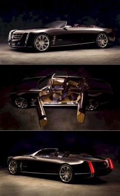 Entourage the MOVIE! This is how Vincent and the gang roll...: Cadillac Ciel Concept Top View, Wheels, Dream Cars, Pictures, Cars Concept, Concept Cars, 2011 Cadillac, Cadillac Concept, Photo