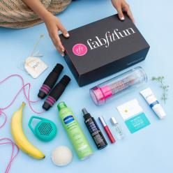 Exclusive: For our new friends on Pinterest, we are offering a free fruit infuser water bottle when you purchase the FabFitFun Summer Box with code PINTEREST10. Offer valid through 7/25/15. Don't miss out on our best box yet.: