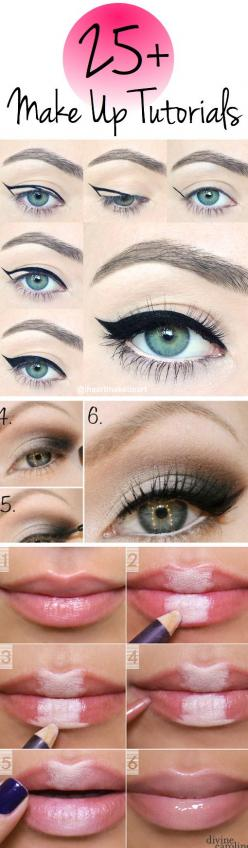 #Eyelinner Apply #Secrets, see on: http://mymakeupideas.com/how-to-apply-eyeliner-tips-and-ideas/: Make Up Tutorial, Beautiful Makeup Idea, Eyeliner Tip, Hair Tutorial, Makeup Eye, Eye Makeup Tutorial, Makeup Tutorial Eyeliner, Makeup Tip