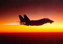 F-14 in full afterburn: Airplanes, Top Gun, Sunsets, Aircraft, Military Plane, F14 Tomcat, F 14 Tomcat, Fighter Jets