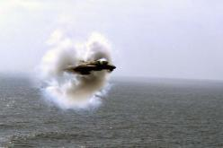 F-14 Tomcat breaking the sound barrier over water.: Sound Barrier, Aviation, Tomcat Breaking, Album, Awesome Aircraft, F14 Tomcat, F 14 Tomcat, Aircraft Pics