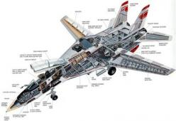 F-14 Tomcat fighter jet cutaway drawing: Tomcat Fighter, F14 Drawing, Airplane, Aircraft, Cutaway Drawing, F14 Tomcat, F 14 Tomcat, Fighter Jets, Jet Cutaway
