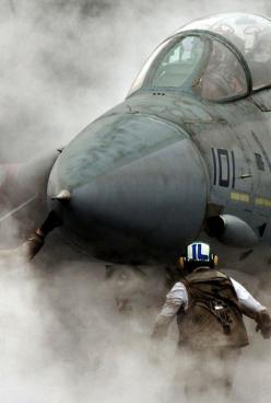 F-14 Tomcat going to work. CLICK the PICTURE or check out my BLOG for more: http://automobilevehiclequotes.tumblr.com/#1506240238: F-14 Tomcat, Tomcat Going, Aircraft Carrier, Airplane, To Work, F14, F 14 Tomcat, Fighter Jets