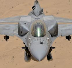 F-16 Air Force Fighter with added extra fuel storage. (note the 2 large bulges running along the fuselage): Aviation, Military Aircraft, Desert Falcon, Air Force, F16, Falcons, F 16E Block, Photo