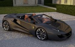 ~{f}~ Aldo H. Schurmann's Ferrari FT12 Concept | Gear X Head: Cars Rides, Amazing Cars, Auto Loan, Ferrari Ft12 Spider Concept, Awsome Cars, Cars Bikes Trucks, Exotic Cars, Autos Modernos
