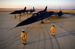 Fascinating photos reveal how they built the SR-71 Blackbird: Aviation, Military Aircraft, Airplane, Sr 71 Blackbirds, Sr71 Blackbird, Lockheed Martin, Planes, Photo
