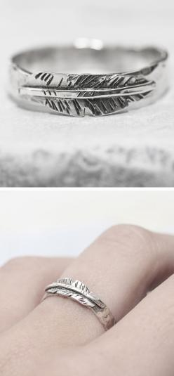 Feather ring: Fashion Streetwear, Clothing, Feather Ring, Rings Ear Other Peircings, Beauty, Closet, Favorite Fashion