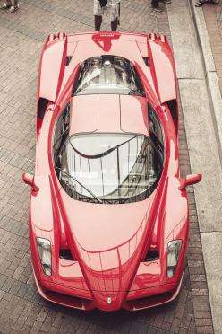 Ferrari Enzo!  Whether you're interested in restoring an old classic car or you just need to get your family's reliable transportation looking good after an accident, B & B Collision Corp in Royal Oak, MI is the company for you! Call (248) 543-2929 or