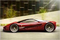 FERRARI XEZRI CONCEPT won 2nd prize at the Ferrari World Design Contest 2011. The design was based on the Ferrari 458 Italia: Samir Sadikhov, Cars Collection, Dream Cars, Auto, Concept Cars, Ferrari Concept, Ferrari Xezri