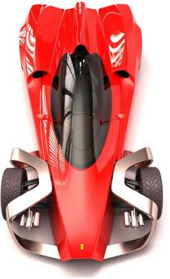 Ferrari Zobin Concept Car looks like a paper-rocket...<3 this car its just fantastic!!: Concept Vehicle, Auto, Concept Cars, Ferrari Concept, Photo