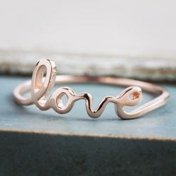 Find the perfect gifts for the ones you love. #lovering: Cute Rings, Charms Rings, Unique Wedding, Cute Bracelets, Wedding Band, Perfect Gifts, The One