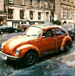 Fine Art Photograph Little Orange Beetle: Favorite Things, Gemma Blue, Artist S Eye, Meaningful Things, Art Photos Paintings, Polaroid Art, Art Inspirations