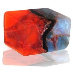 Fire Opal / Mineral Friends <3: Fire Opals, Gemstones Minerals, Crystals Minerals Gemstones, Opale Soap, Tv Room, Bi Tricolor Minerals, Fire Gemstones, Colorful Gemstones, Stones